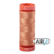 Aurifil 50 Cotton Thread - 2210 (Caramel)